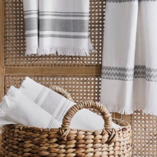 Asciugamani di lino