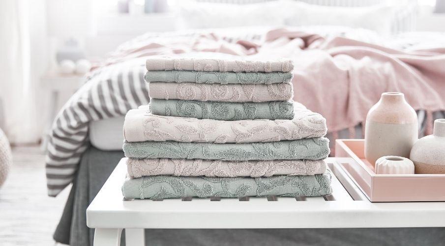 asciugamani in cotone