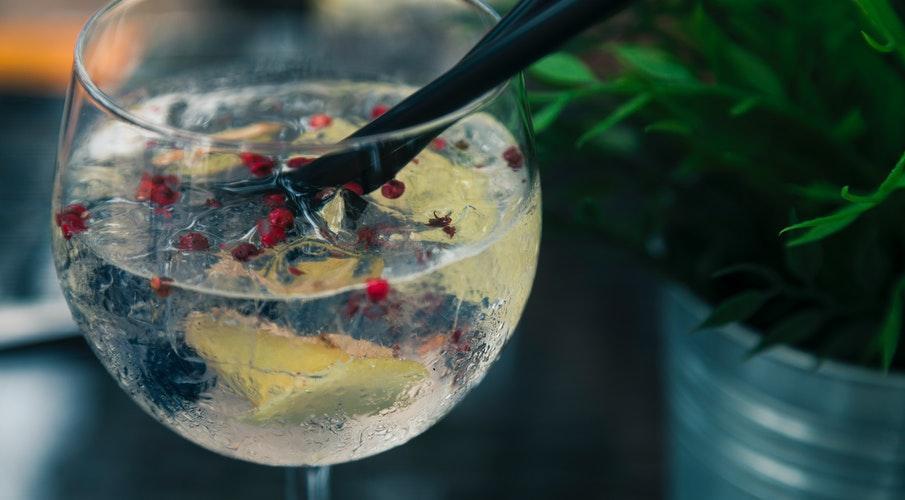 bicchieri gin tonic