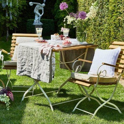 Tavoli da giardino pieghevoli