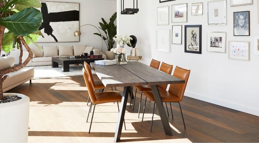 tavoli in stile industriale