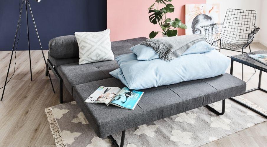 divano letto estraibile