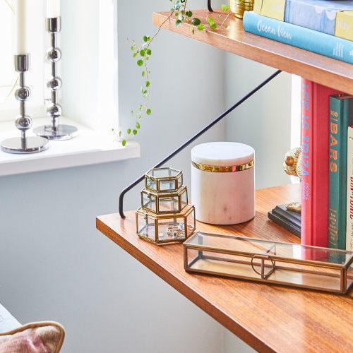 Librerie con scrivania