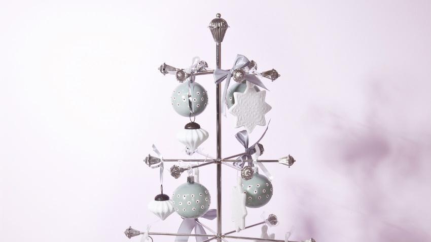 Gekleurde kerstboom