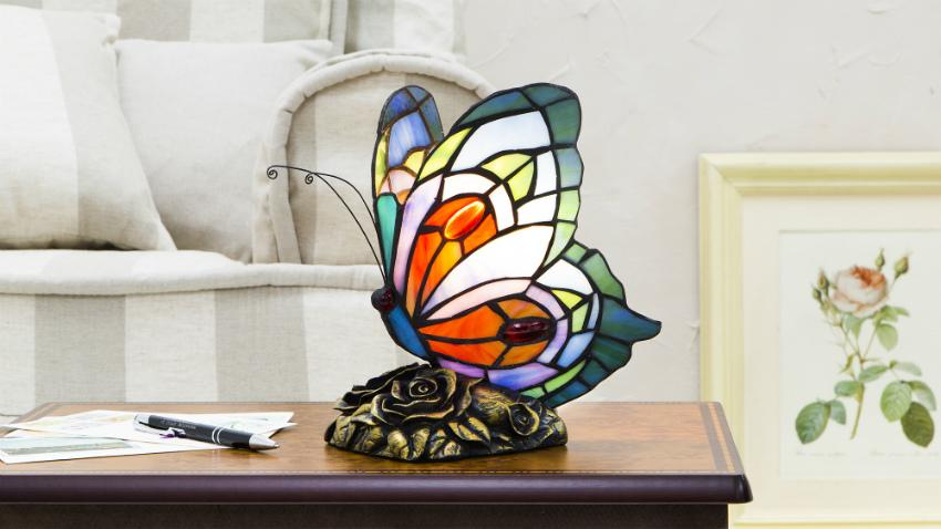 Shop Hier Klassieke Mooie Glas In Lood Lampen Westwing