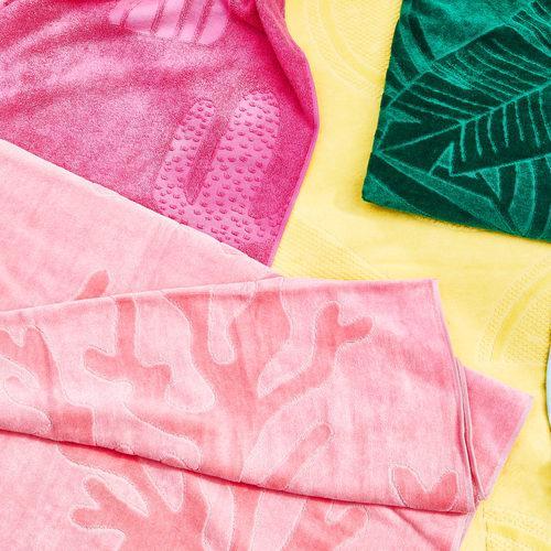 Microvezel handdoeken