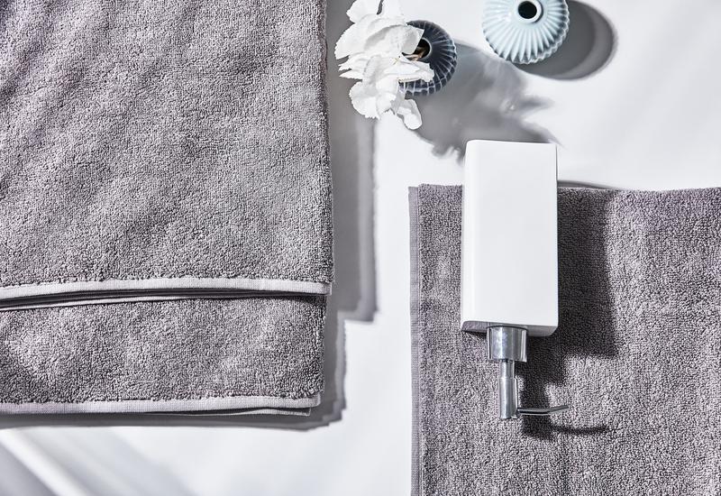 sauna handdoek