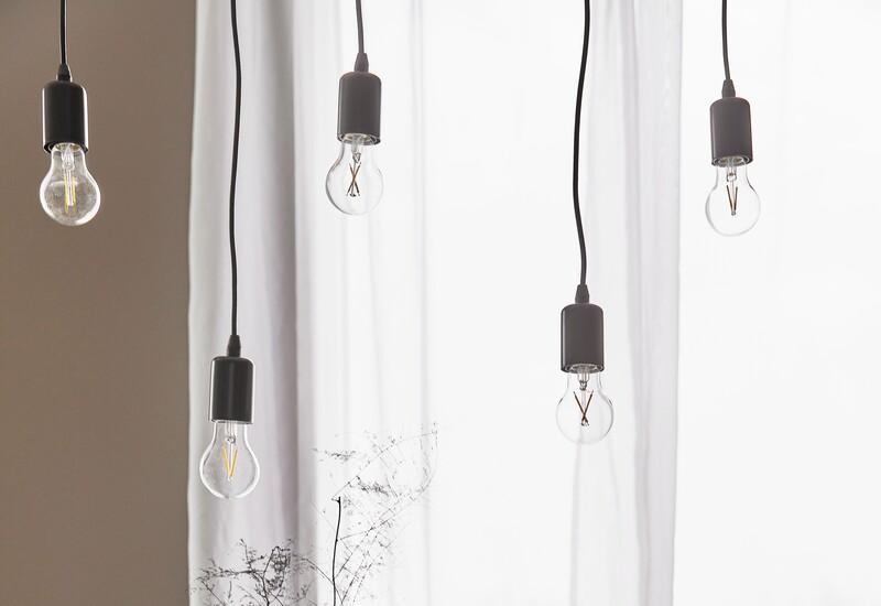 Industriele plafonlamp