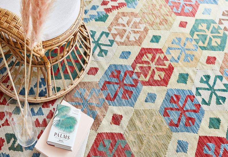 Turkse tapijten
