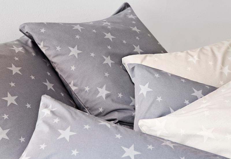 Dekbedovertrek sterren