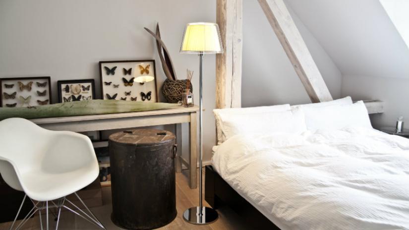 lampy podłogowe metalowe