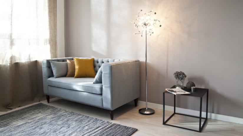 lampy podłogowe nowoczesne