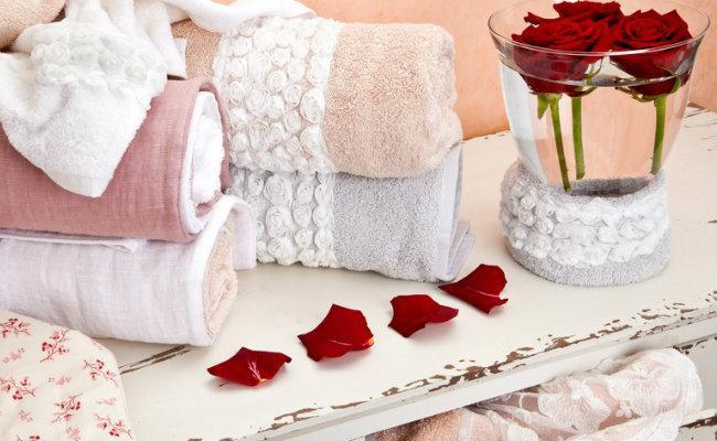 Dekoracje kwiatowe do domowego spa