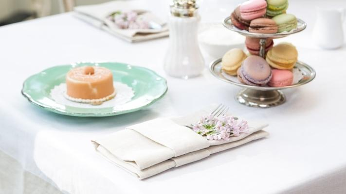 Kolorowe ciasteczka makaroniki