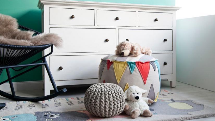 mały pokój dziecięcy meble