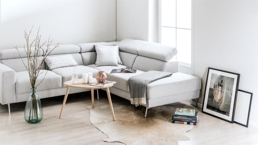 sofa nowoczesna biała