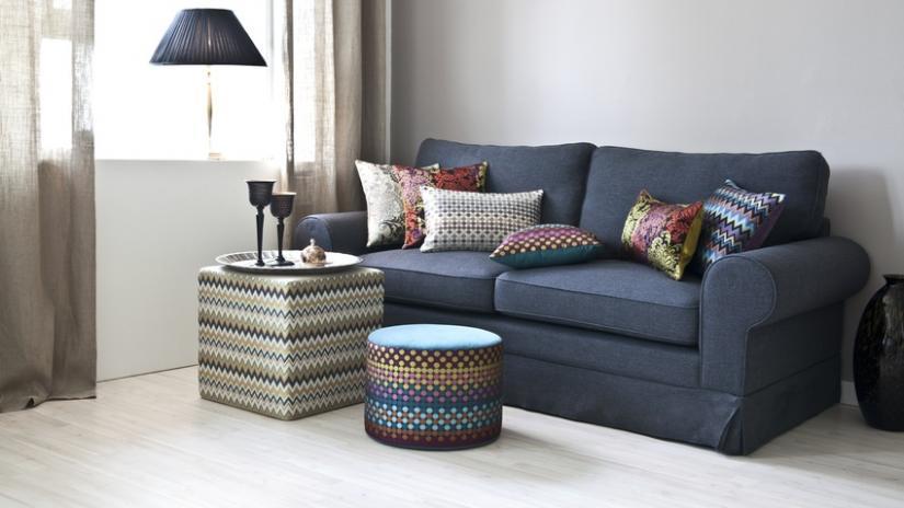 sofa z funkcją spania do salonu
