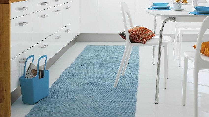 Dywany niebieskie