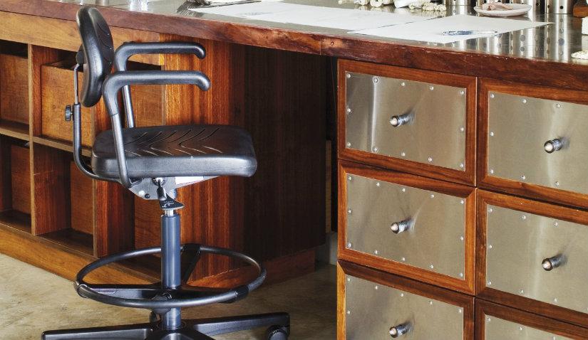 Oryginalne krzesło obrotowe