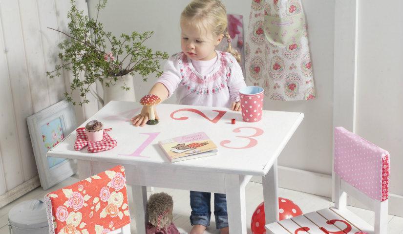 Pokój dla chłopca i dziewczynki w pastelowych kolorach