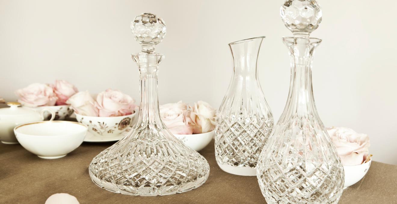 wazon kryształowy