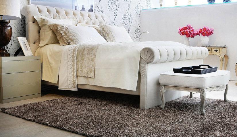 Łóżko 160x200 w eleganckim stylu