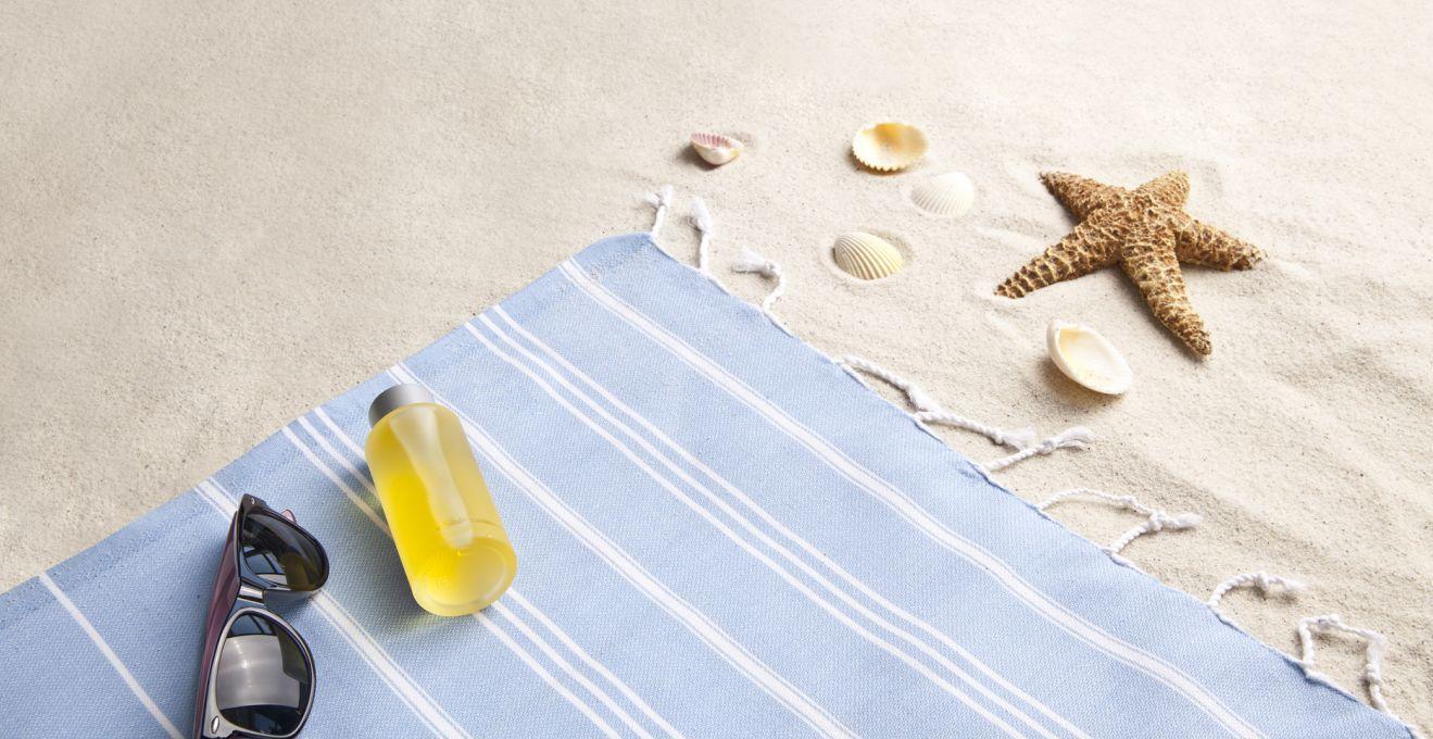 ręczniki plażowe
