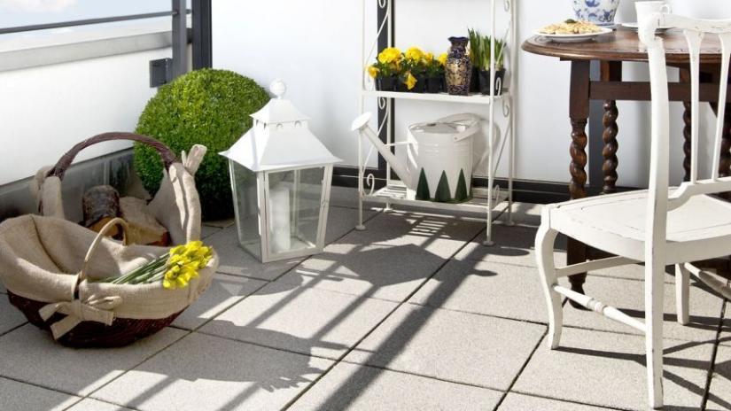 stojak na kwiaty balkonowy