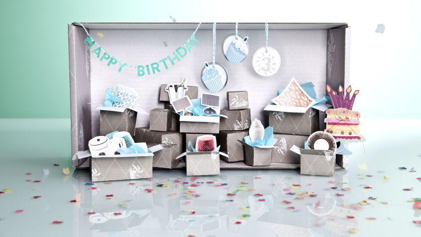 Akcesoria urodzinowe dla dzieci