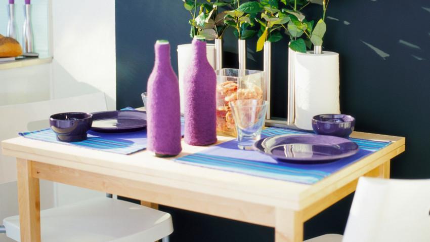 stół kuchenny składany przyścienny