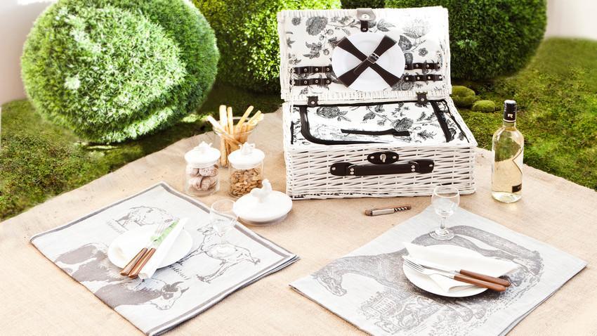 Akcesoria piknikowe