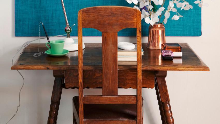 Krzesła brązowe