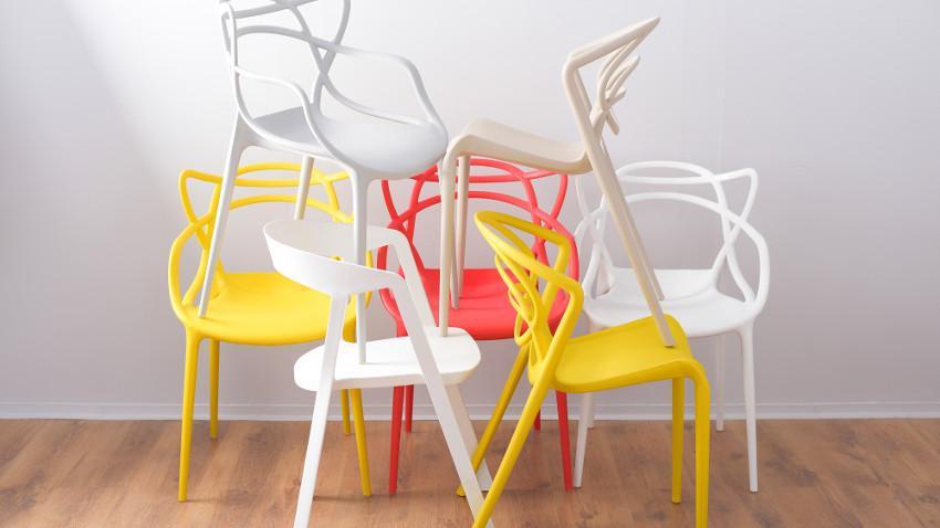 Krzesła ogrodowe plastikowe