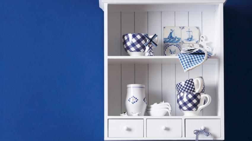 Niebieska kuchnia