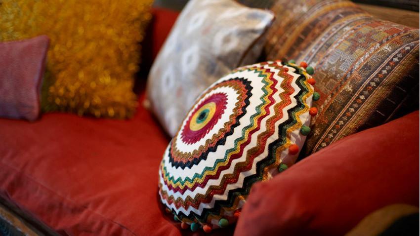 Poduszki etno
