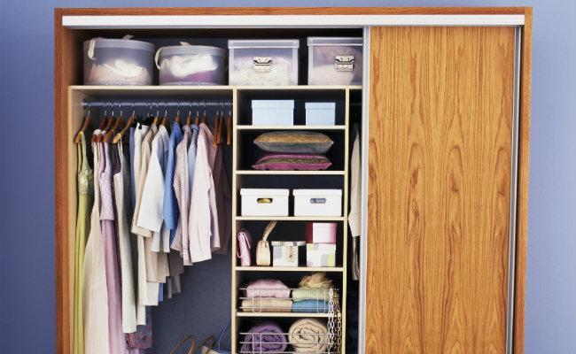 Praktyczna szafa do garderoby