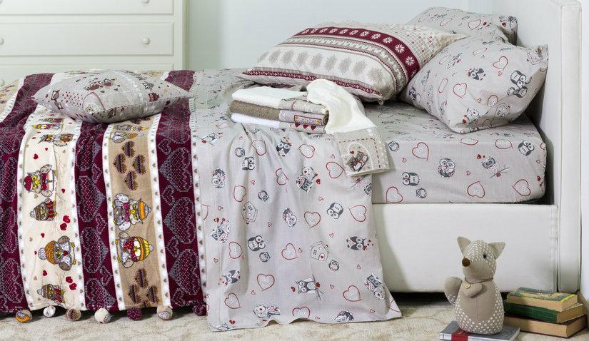 Sypialnia dla dzieci w stylu skandynawskim