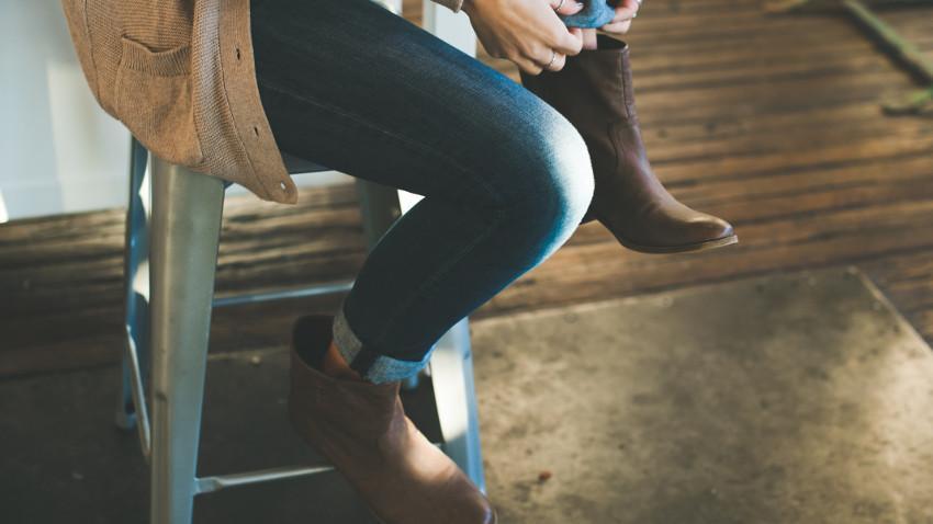 Łyżka do butów
