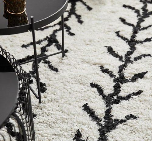 Dywany shaggy