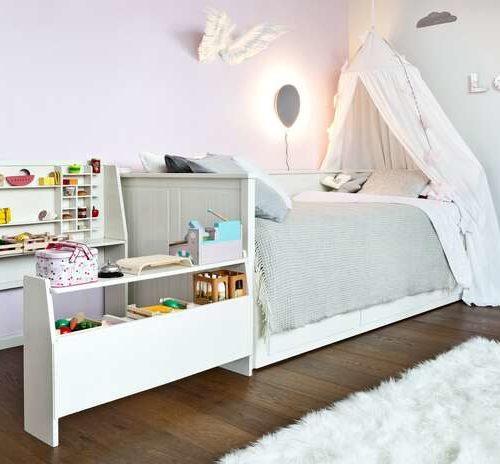Łóżka dla dziewczynek