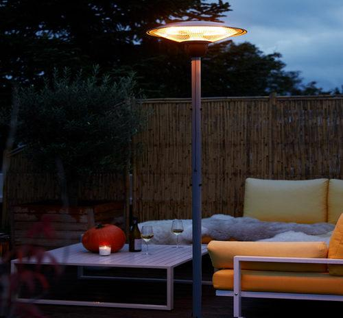 Lampy ogrodowe solarne
