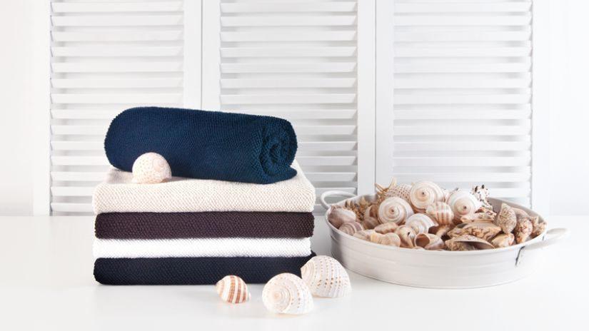 Elegantné trendy uteráky