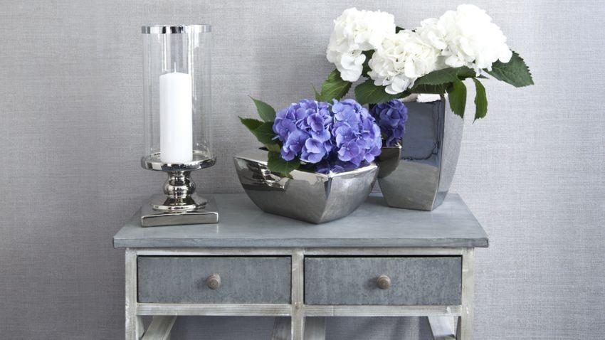 Strieborná váza