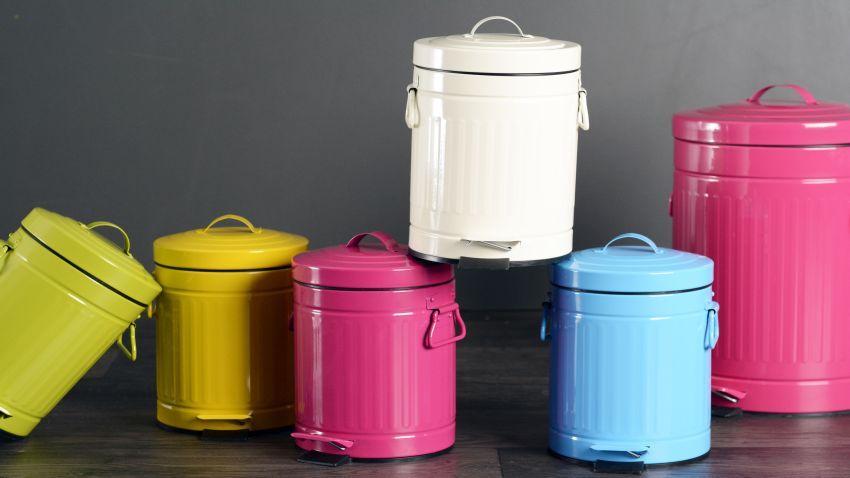 Odpadkové koše do kuchyne