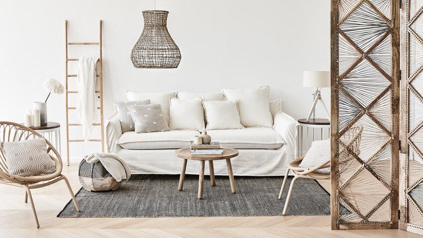 Boho koberec do obývačky