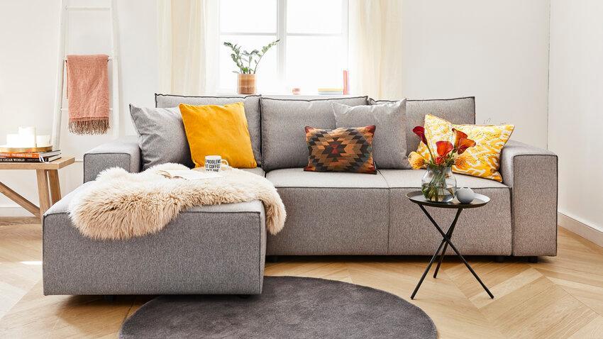 Okrúhly koberec do obývačky