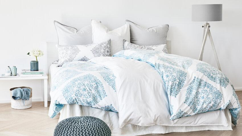 sivá lampa do spálne
