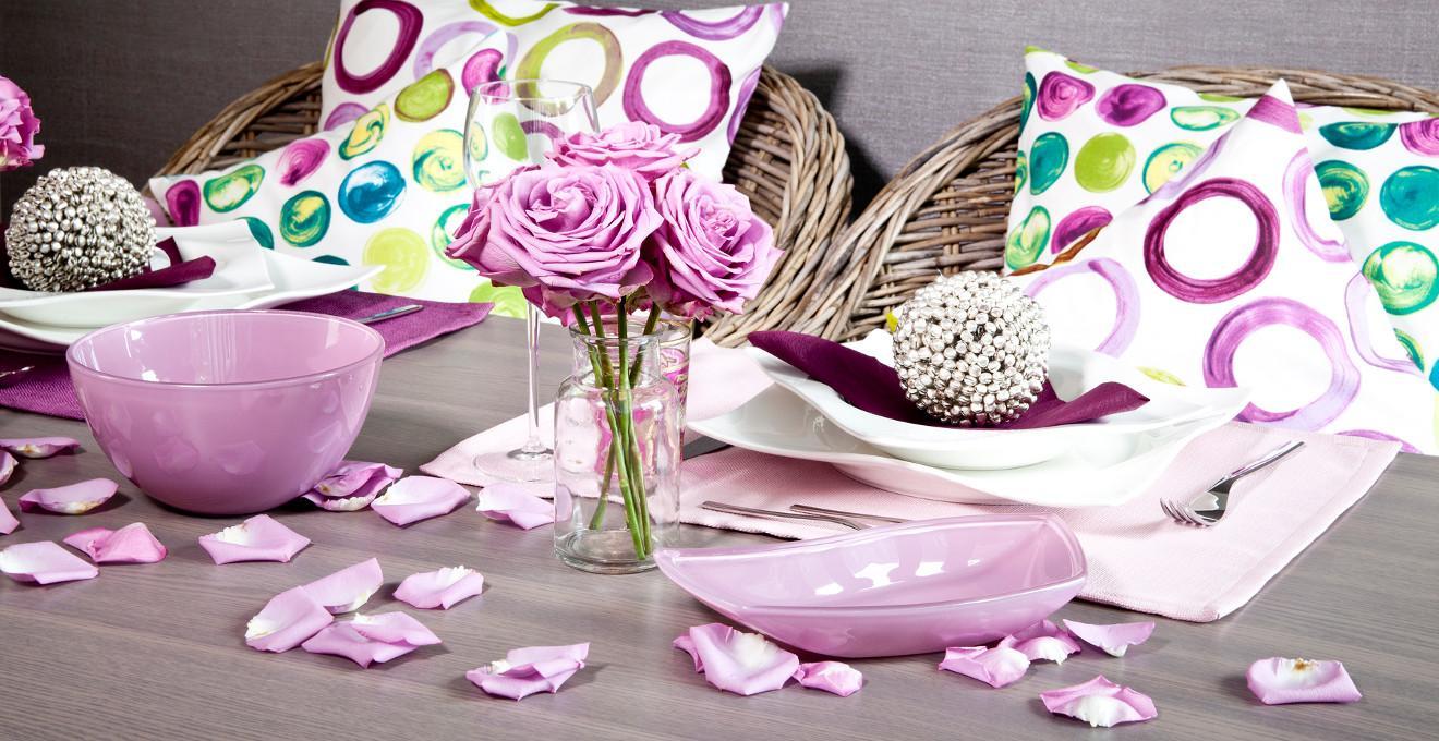 Tischdeko Hochzeit runde Tische bis 70% | WESTWING