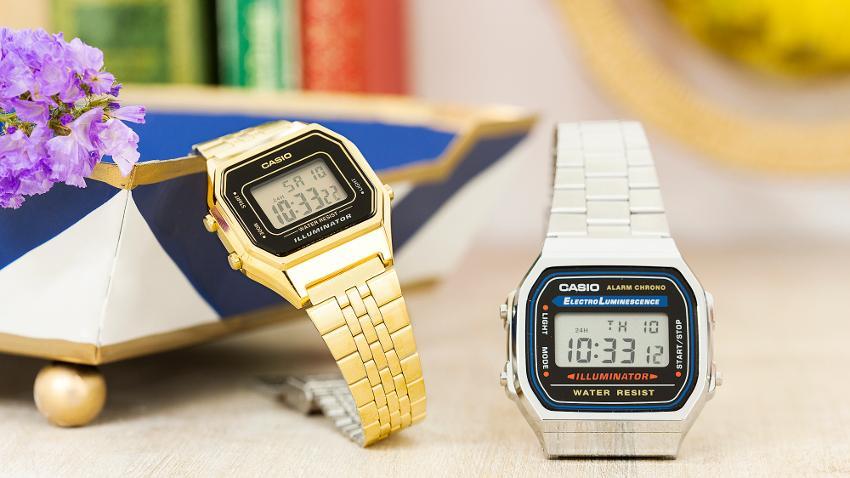 Zegarek turystyczny