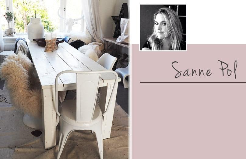 Na návšteve u blogerky Sanne Pol